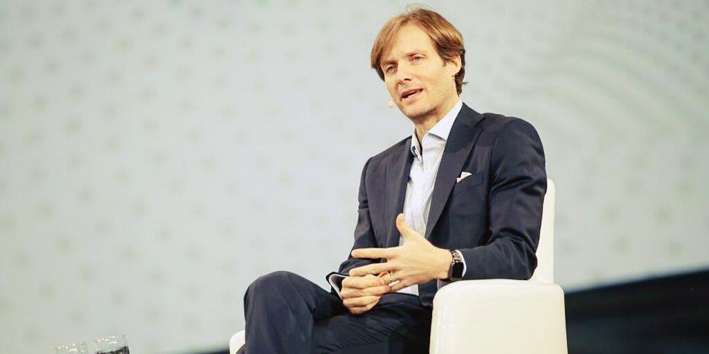 Giovanni Palazzo, CEO of Electrify America