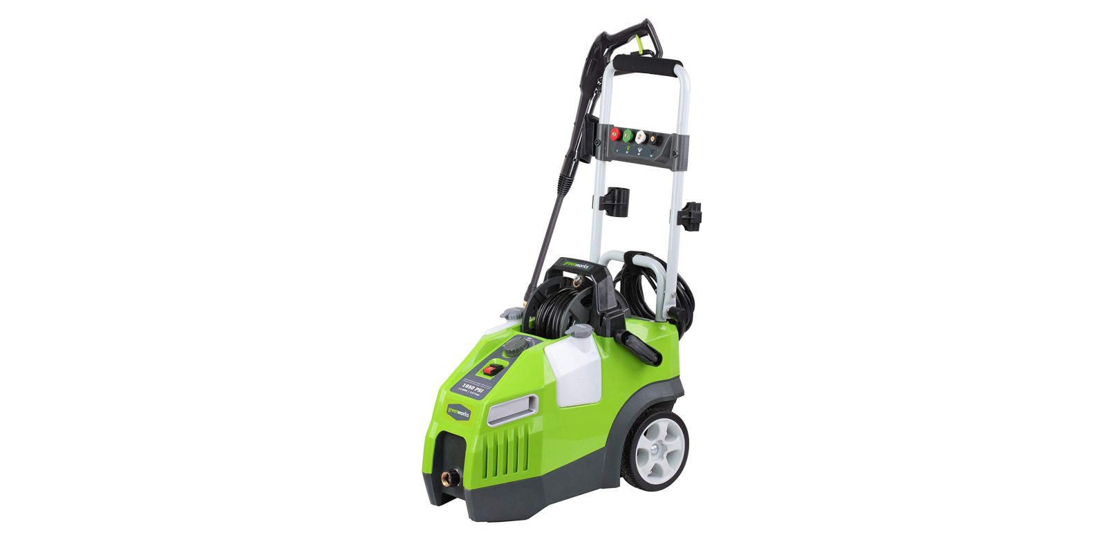 Score off-season savings on Greenworks Electric Pressure Washer at $81, more