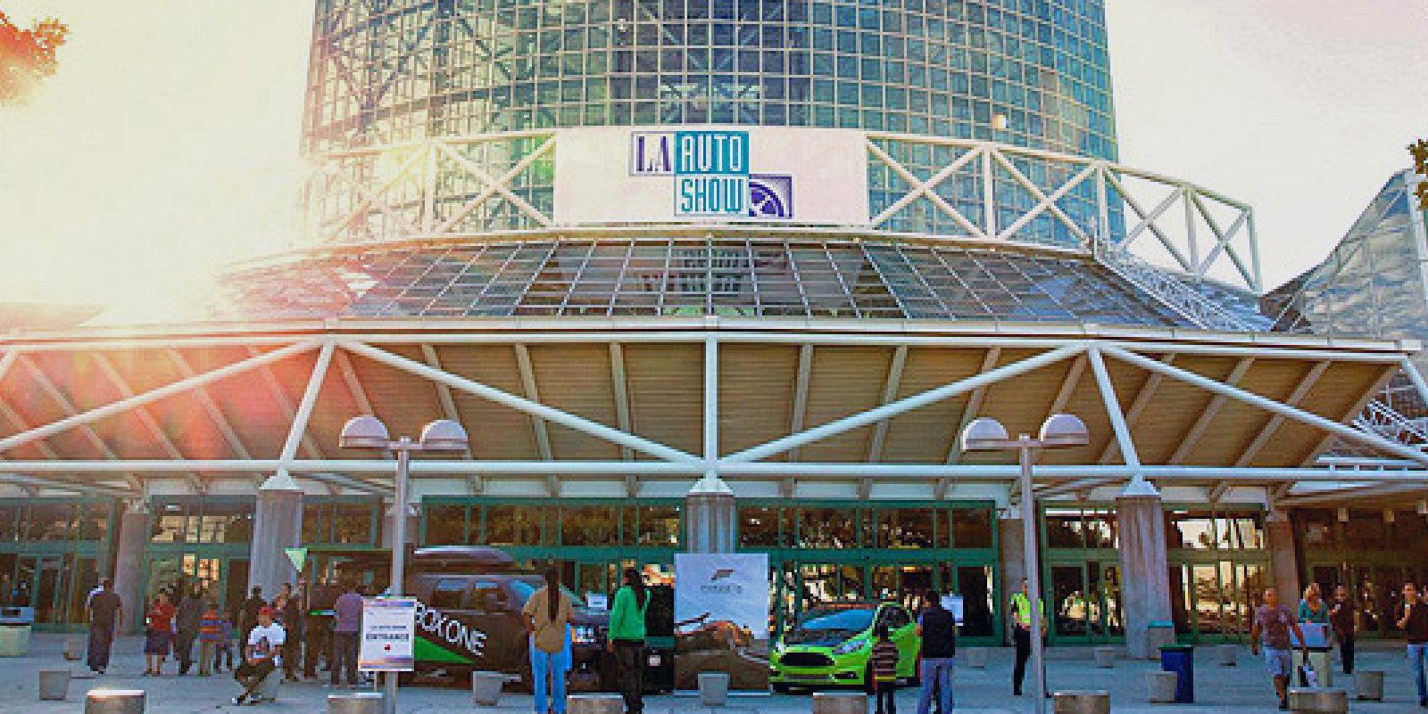 2019 LA Auto Show promises big Ford and Tesla EV reveals, startup news