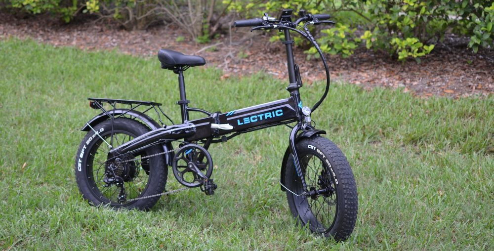 Lectric XP e-bike