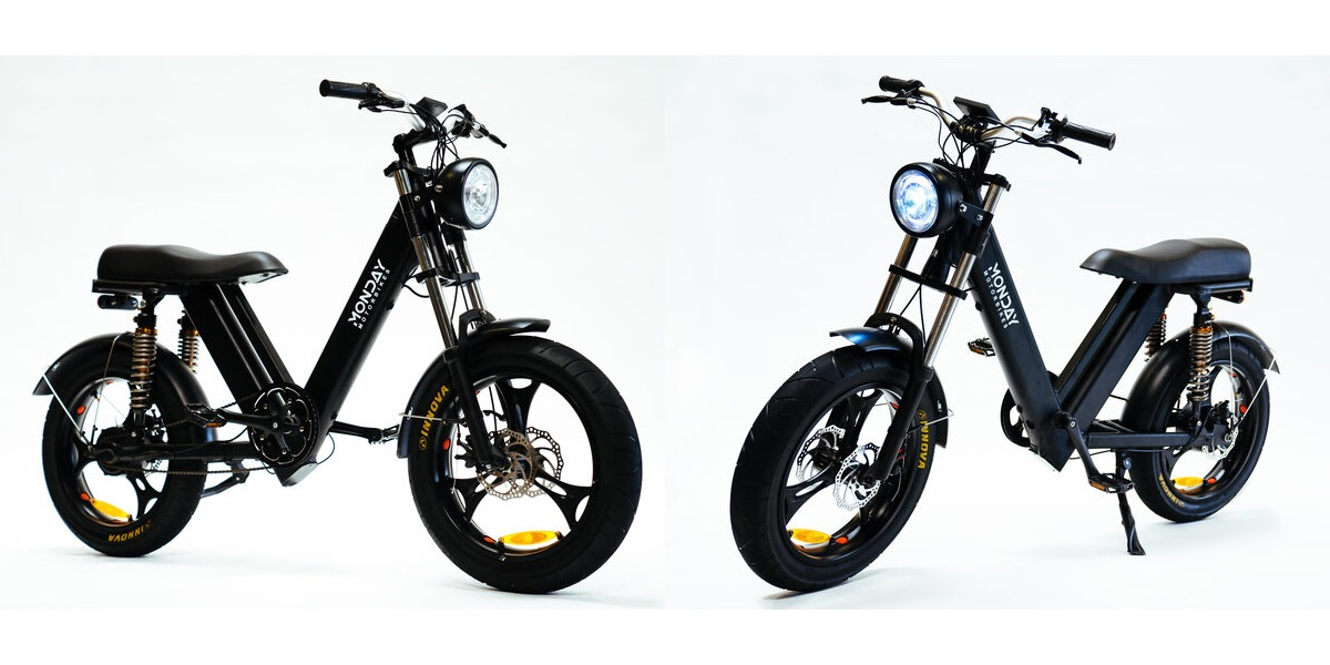Exclusive: new electric moped announced by Monday Motorbikes