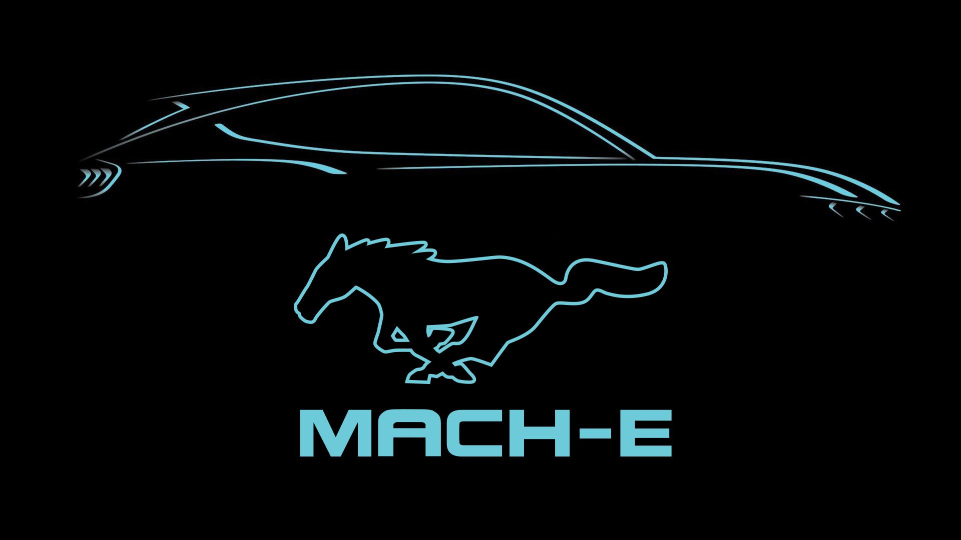 Mustang Mach-E Logo
