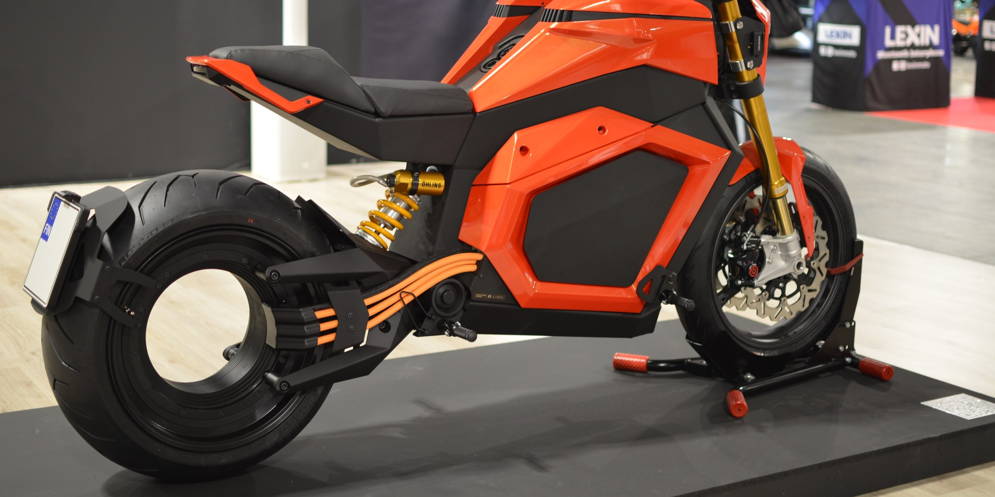 These are all the coolest electric motorcycles we saw at EICMA 2019 - Electrek
