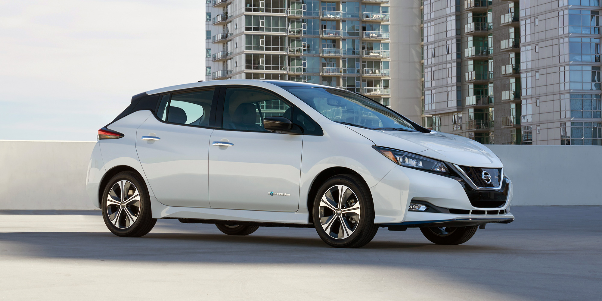 Nissan now consider the Leaf to be an econobox.