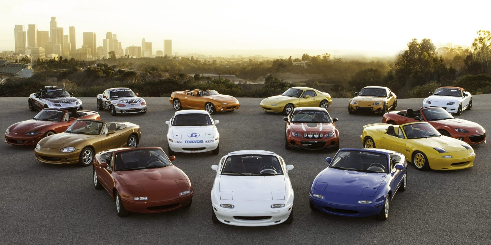 Will the Miata go electric? Mazda's considering it