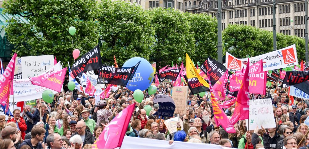 germany frank schwichtenberg hamburg climate protest