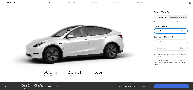 Tesla model 3 software update 2020
