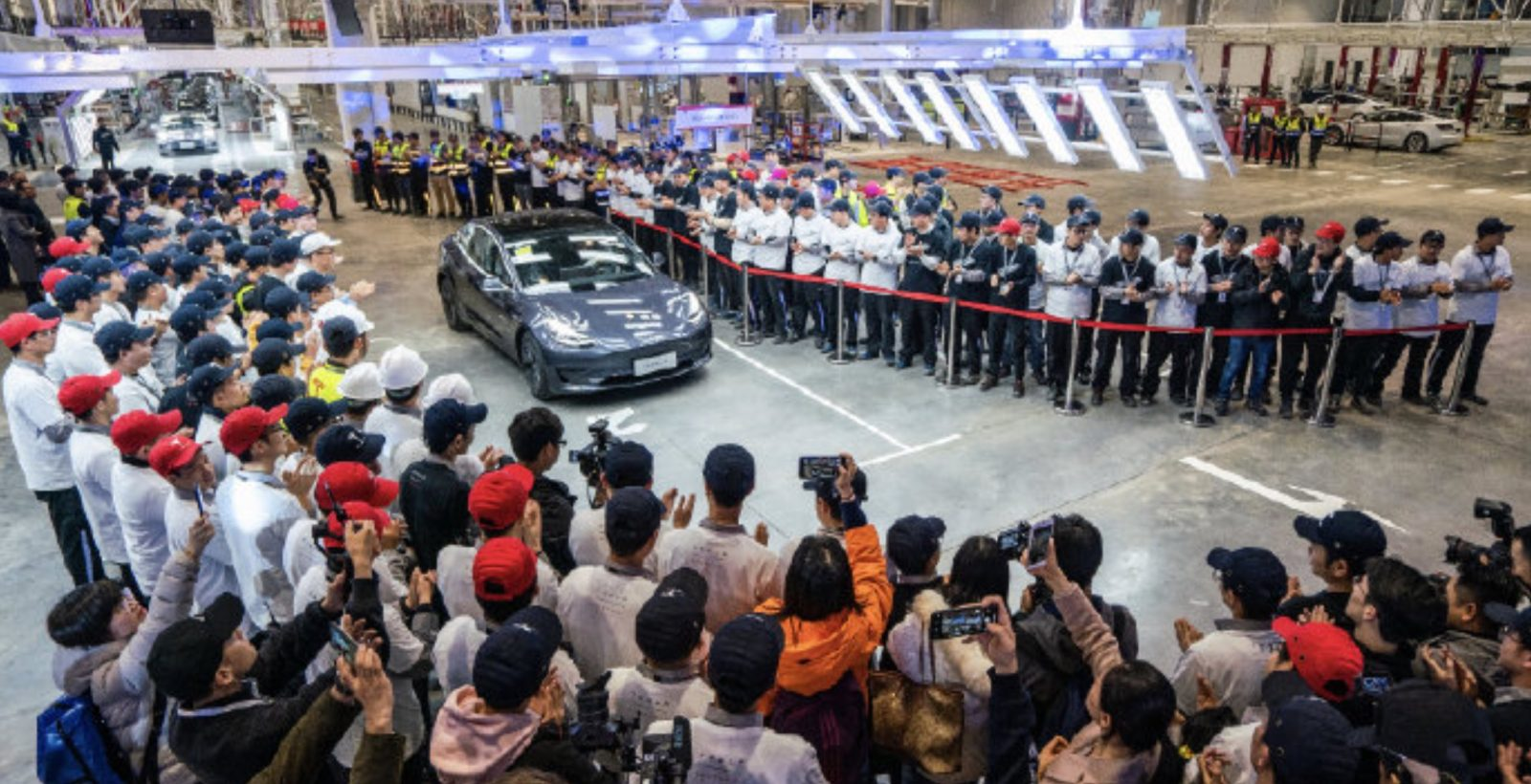 Tesla delays made-in-China Model 3 deliveries due to coronavirus forcing factory shutdown