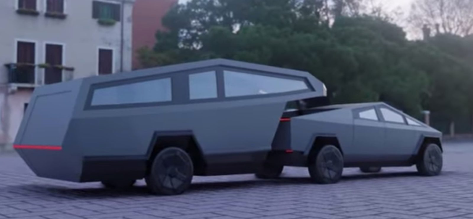 Tesla Cybertruck Will Launch A Disruption In The Camper