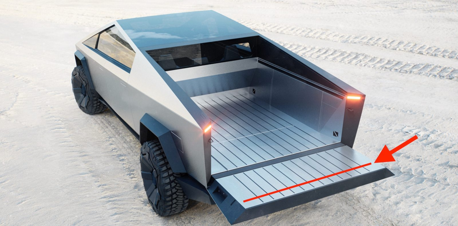 Tesla Cybertruck is a 'medium-duty truck' due to payload capacity, says Tesla in CARB filing