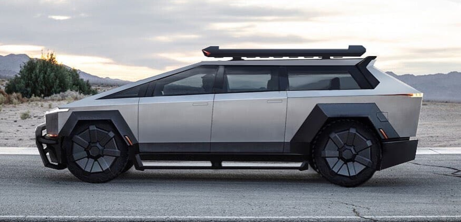 Tesla Cybertruck: Here are some of the coolest mods and attachments - Electrek