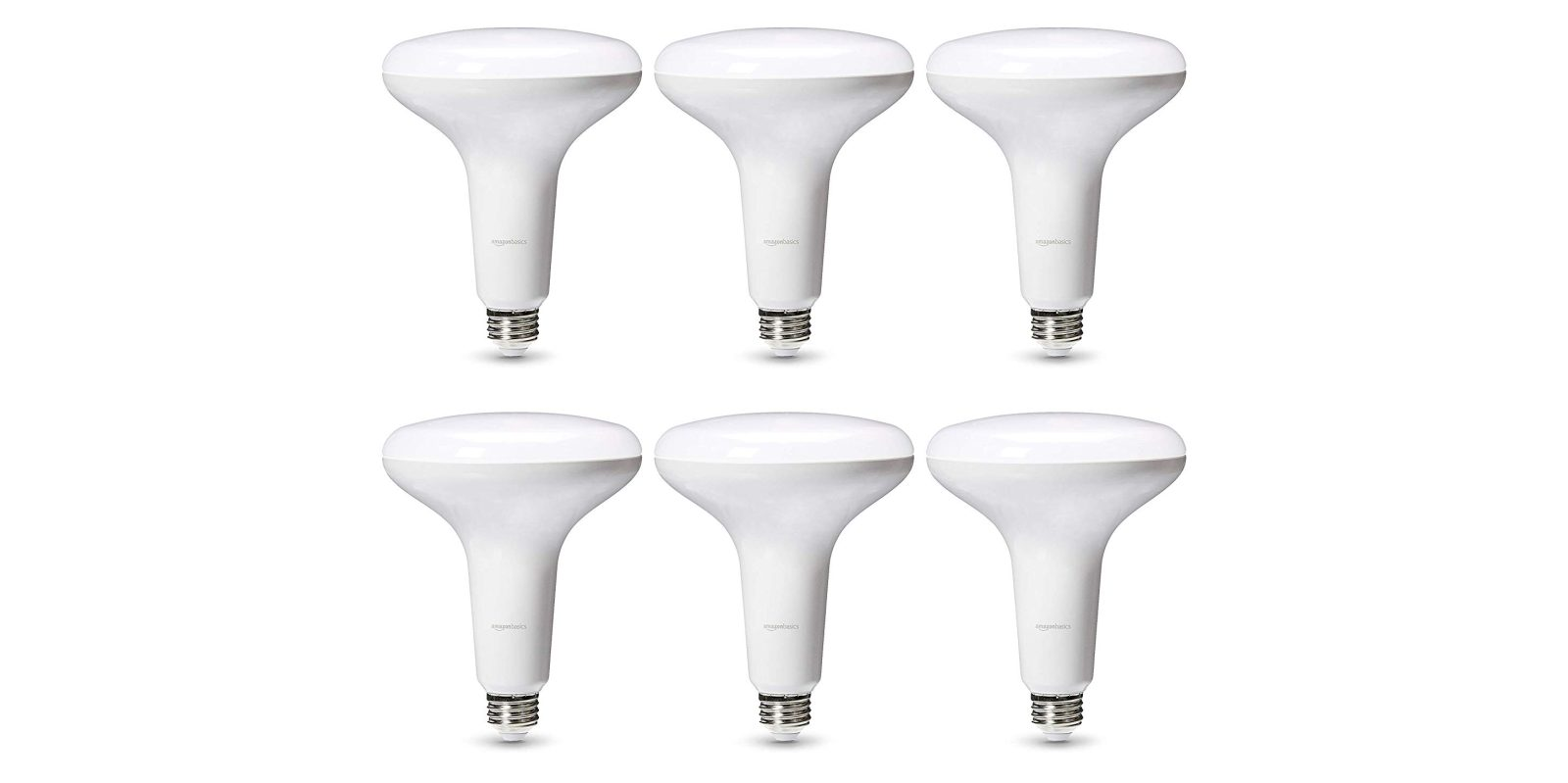 Get a 6-pack of 75W Dimmable BR40 LED Lights for $33, more in today's Green Deals