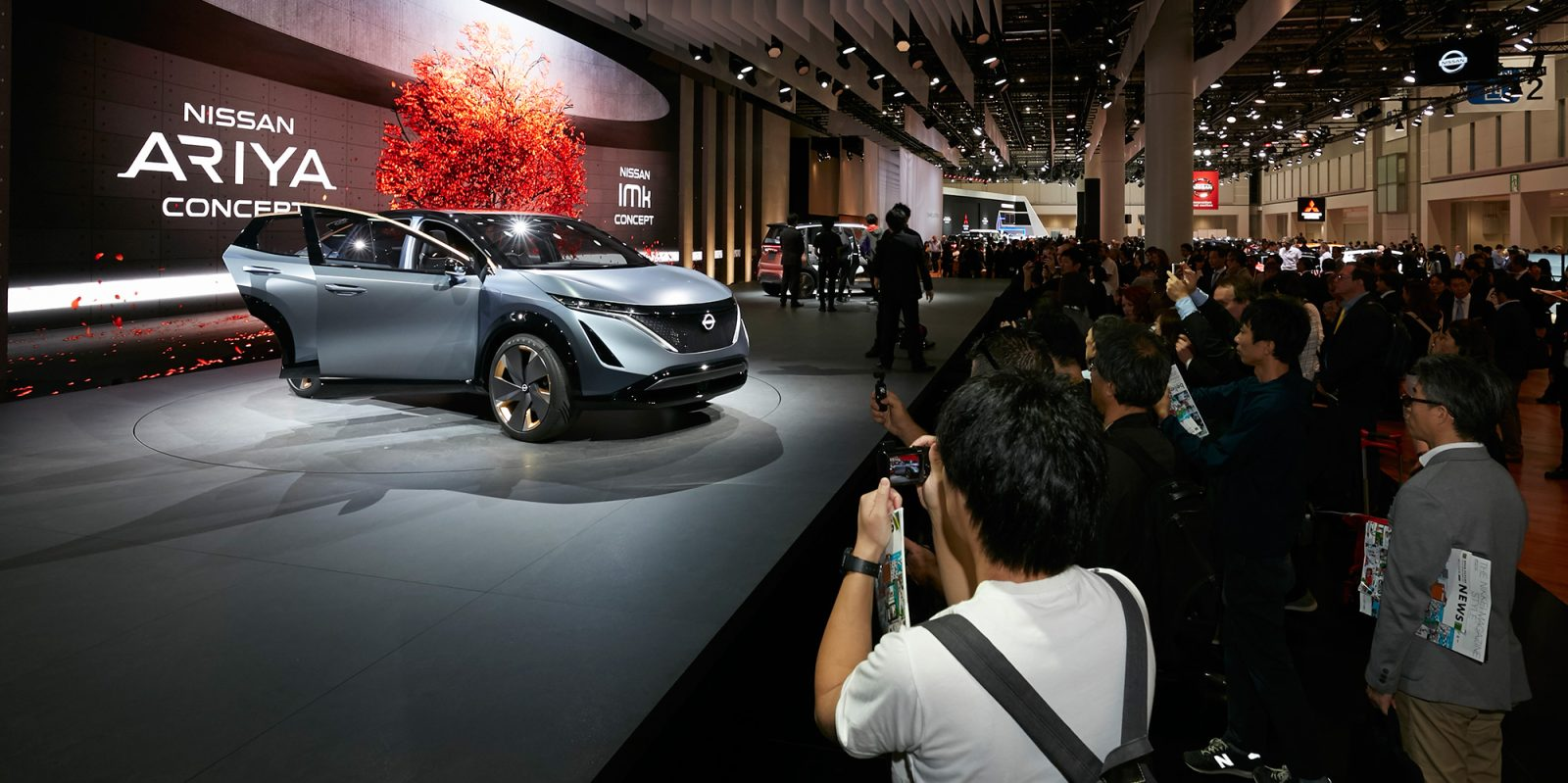 Nissan shifts EV strategy to premium vehicles, not 'discount cars' like Leaf