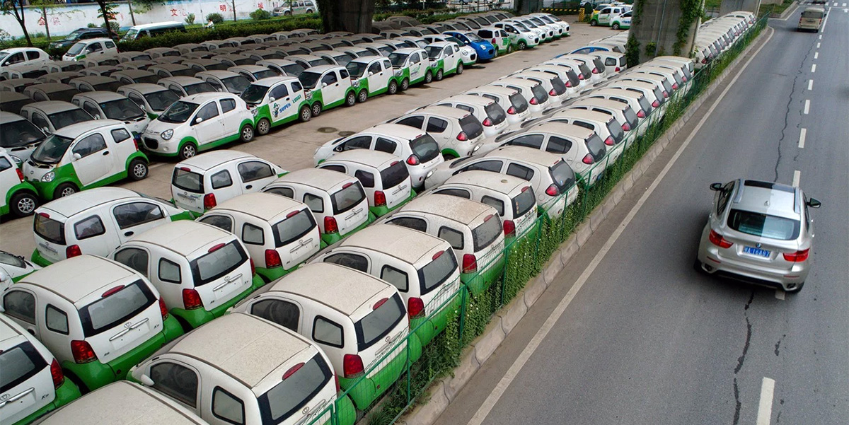 Beijing shifts from EV subsidies to setting quotas for automakers