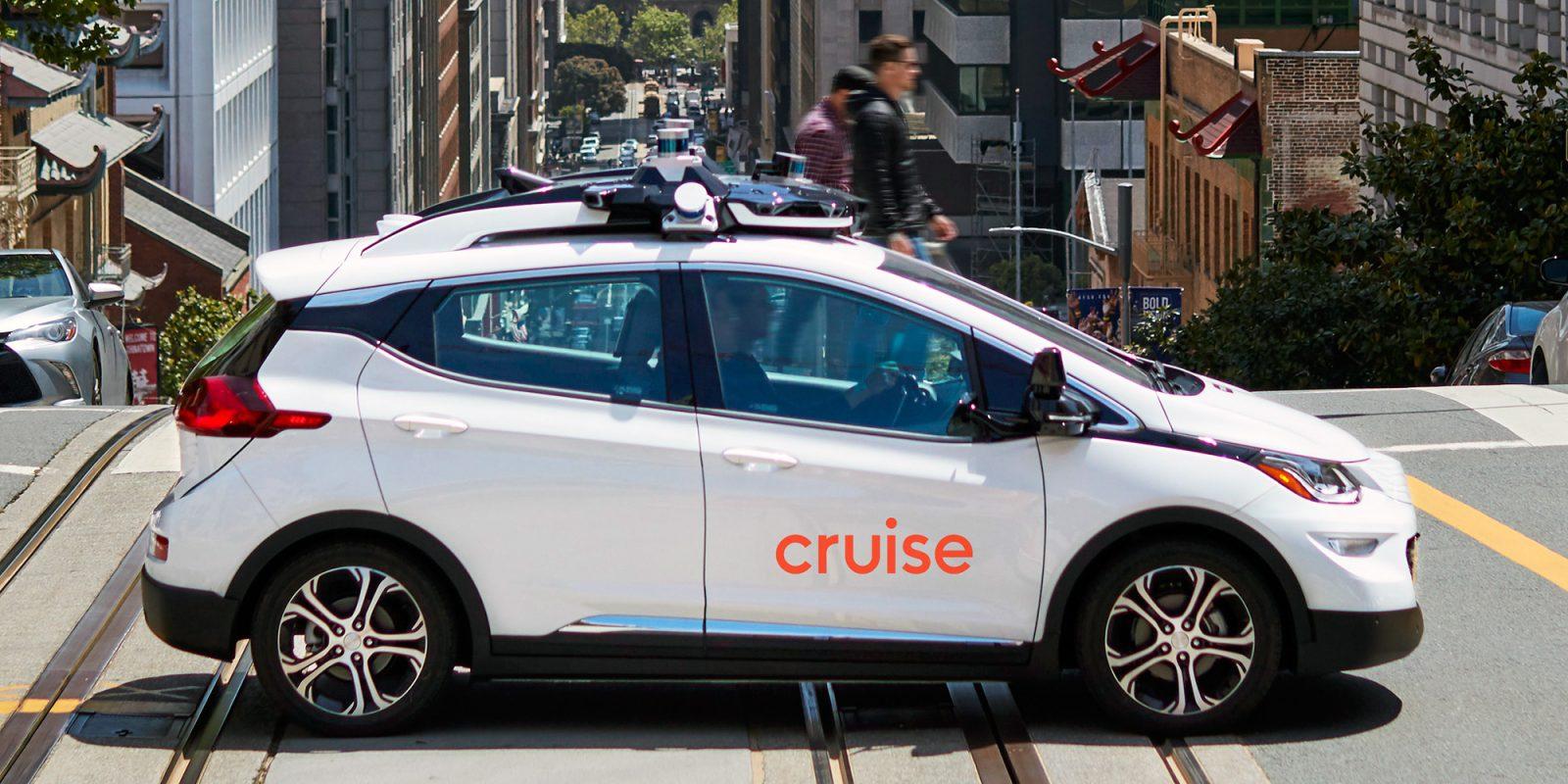 GM's Cruise self-driving startup raises $2 billion led by Microsoft -  Electrek