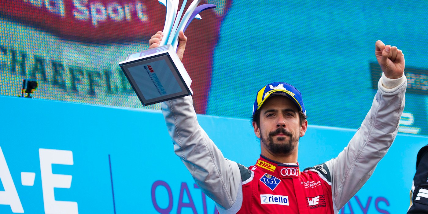 Formula E debuts racing champion Lucas Di Grassi's film, 'The Race for Clean Air'