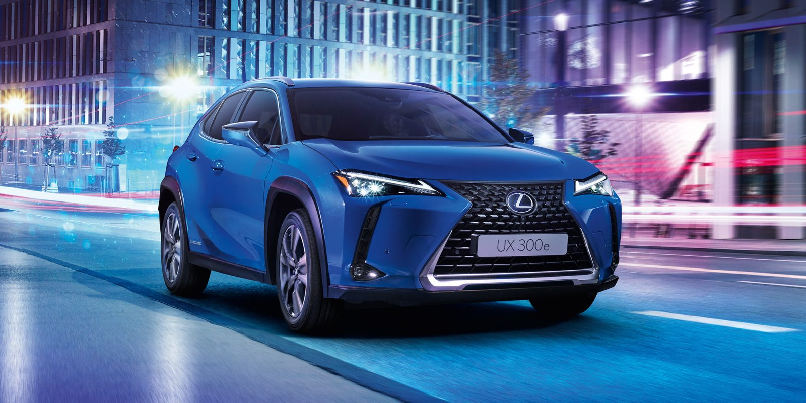 Lexus launches electric SUV for Asia and Europe, showing that Toyota can quickly shift to EVs