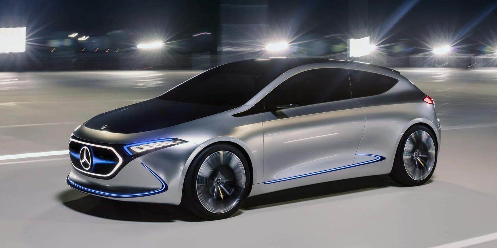 Mercedes-Benz QA concept