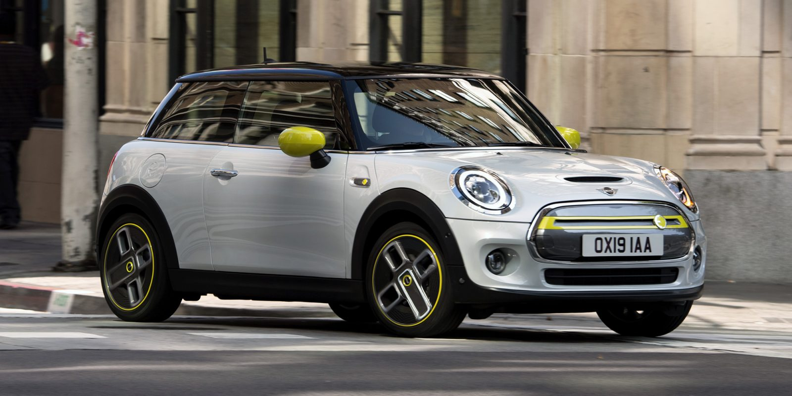 New electric Mini has 110 miles of range, and I still want it