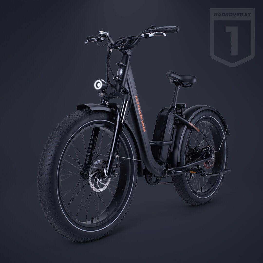 E-bike Alarm Box  Rover City RAD Power Bikes