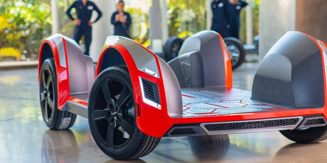 Israeli EV startup using in-wheel motors hits $580 million valuation