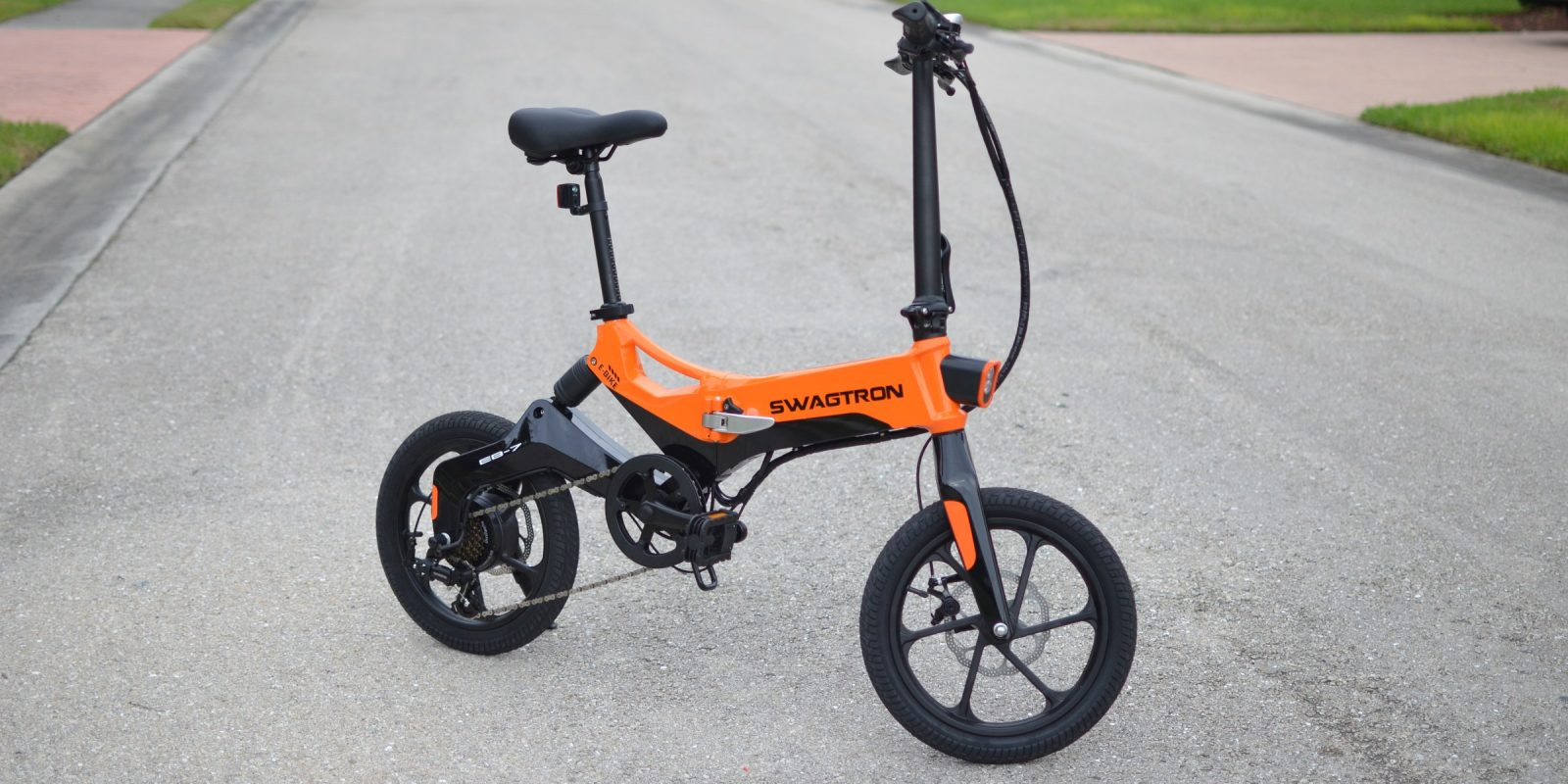 Review: Swagtron's $699 EB7 Plus electric bike is ready for the urban jungle