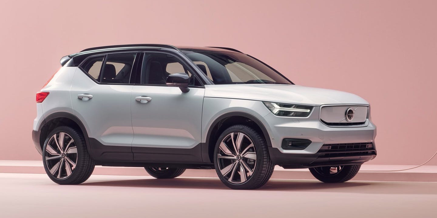 Volvo says Tesla influenced bigger battery size for XC40 Recharge