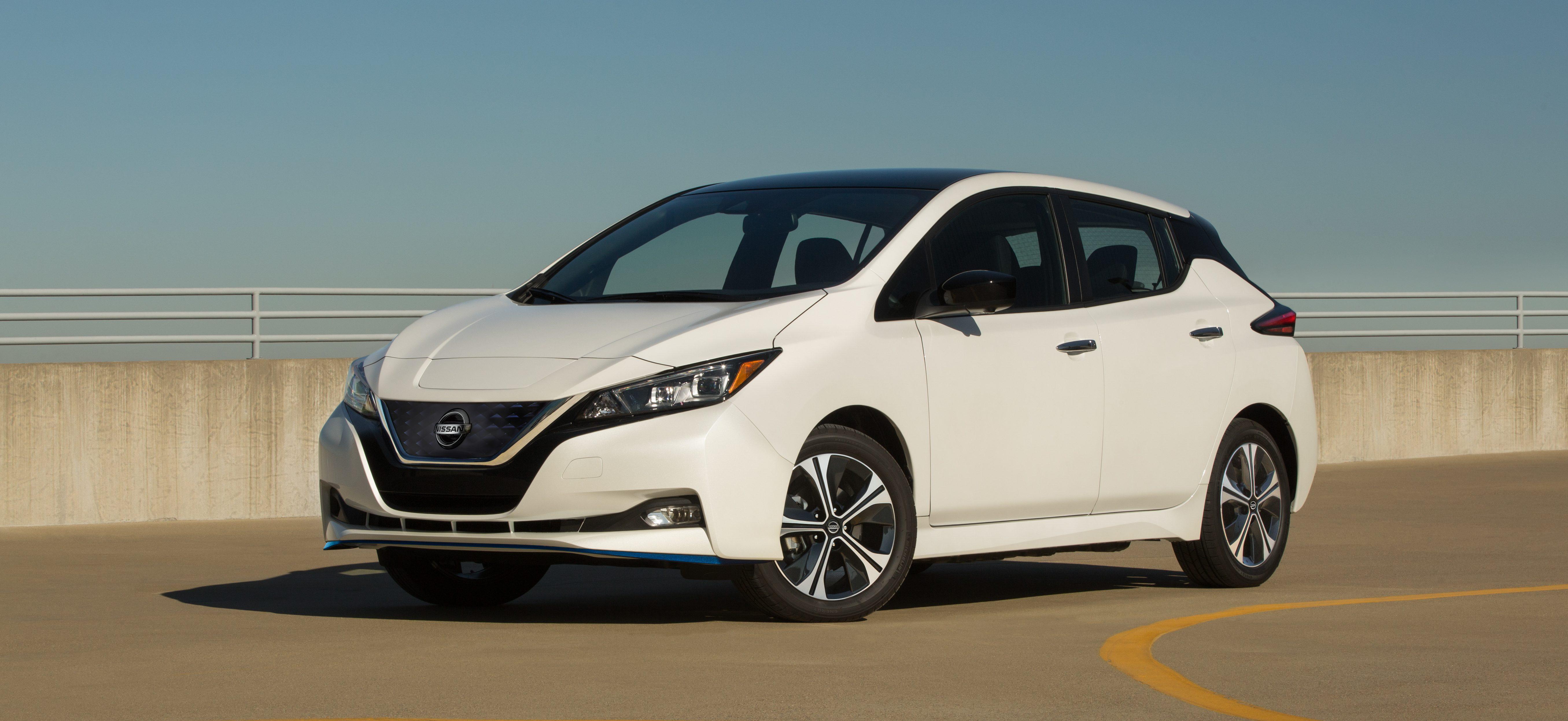 2020 Nissan Leaf Range Release Date