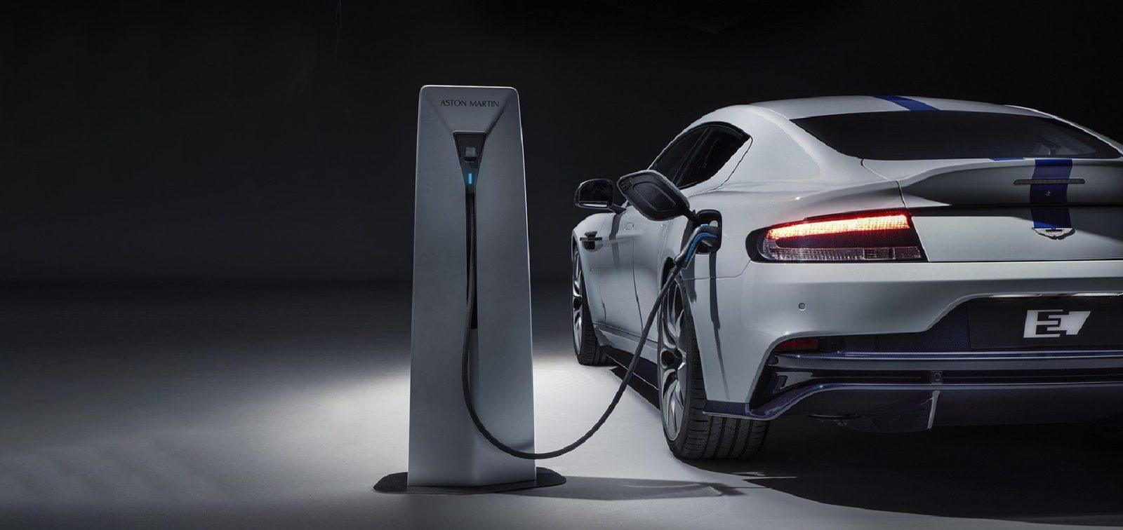 Aston Martin reportedly kills Rapide-E electric car program
