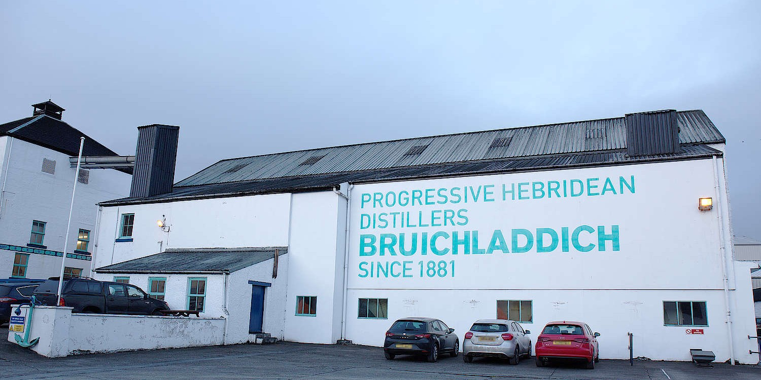 Here's how this Scottish whisky distillery will be 100% green by 2025