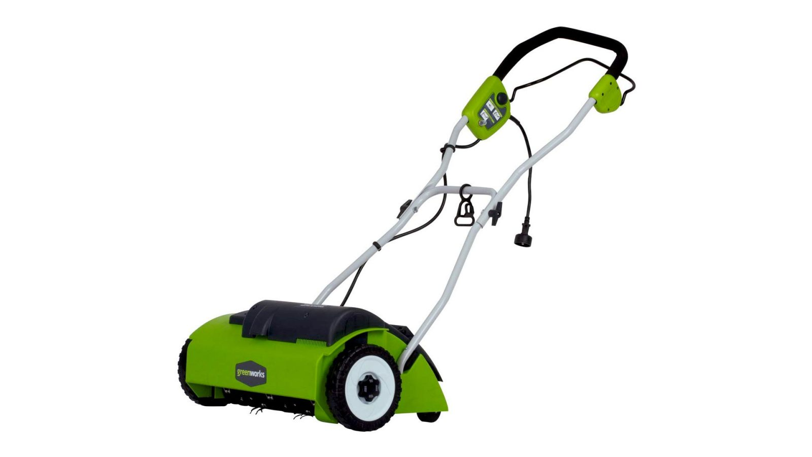 GreenWorks' highly-rated 14-inch electric dethatcher hits $82, more in today's green deals