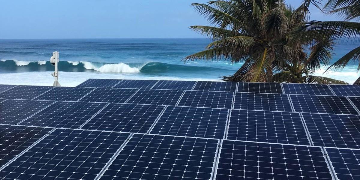 EGEB: Hawaii's solar capacity soared in 2019 - Electrek