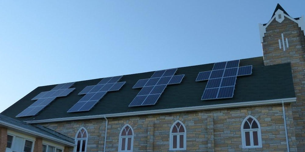 Massachusetts city cleverly targets churches, small businesses for solar