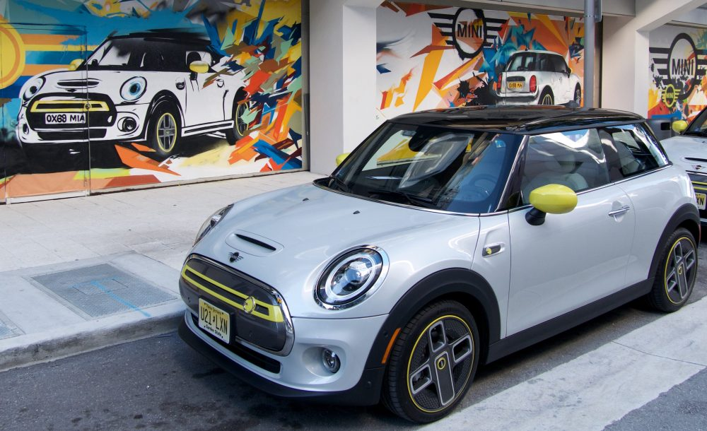 electric mini art