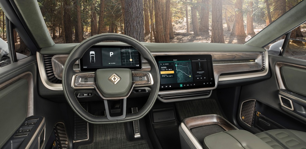 Rivian Will Directly Integrate Alexa Into Upcoming