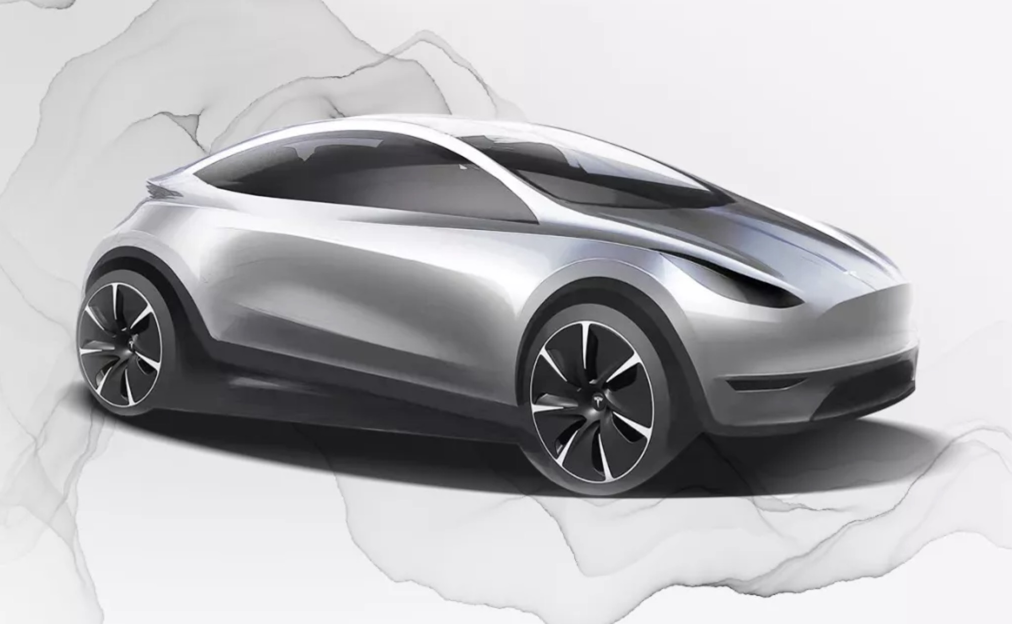 Tesla Releases New Design Drawing Announces Design Center To Build Chinese Style Car Electrek