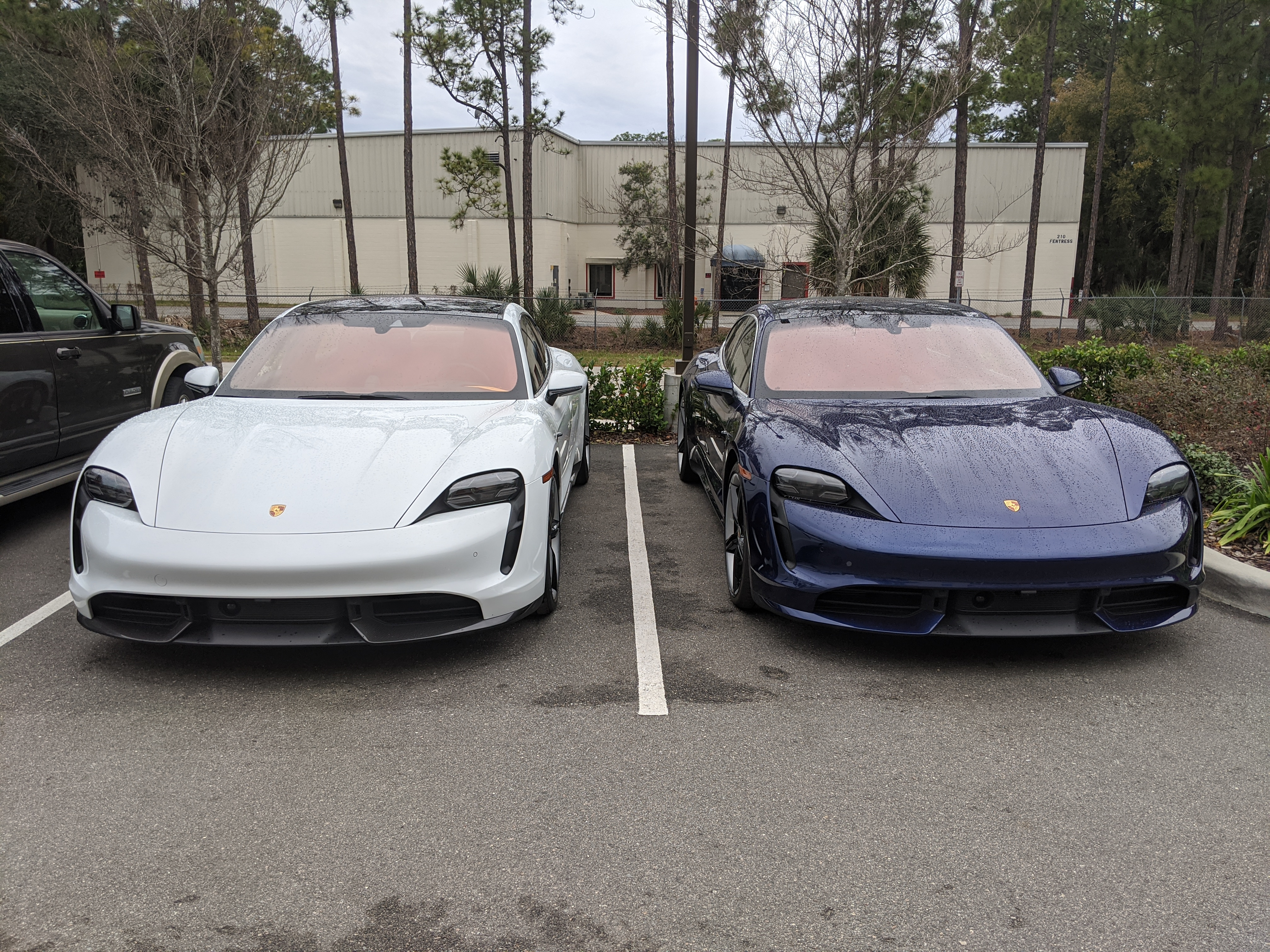 First Drive Taycan Is The Best Porsche Ever And Yet Just The Beginning Electrek