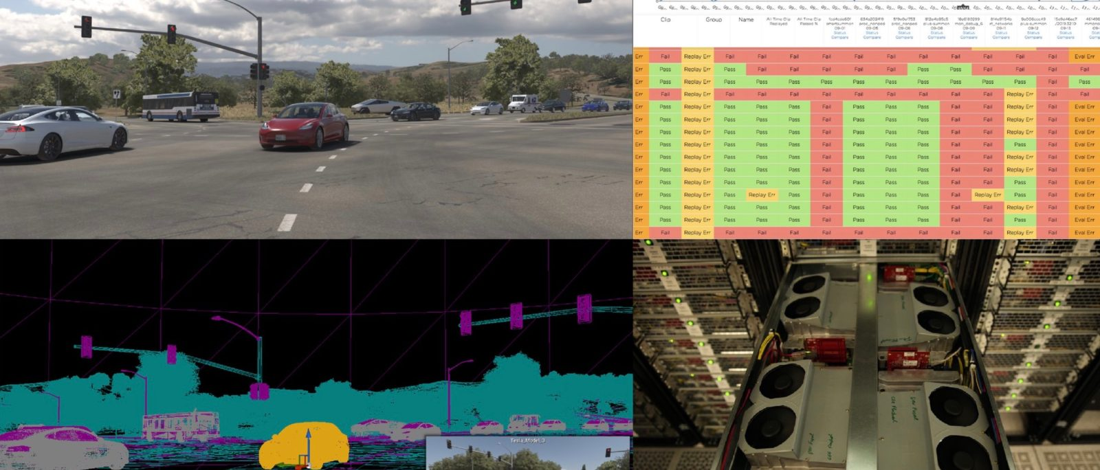 Tesla releases new video of what Autopilot can see, Cybertruck simulation and more