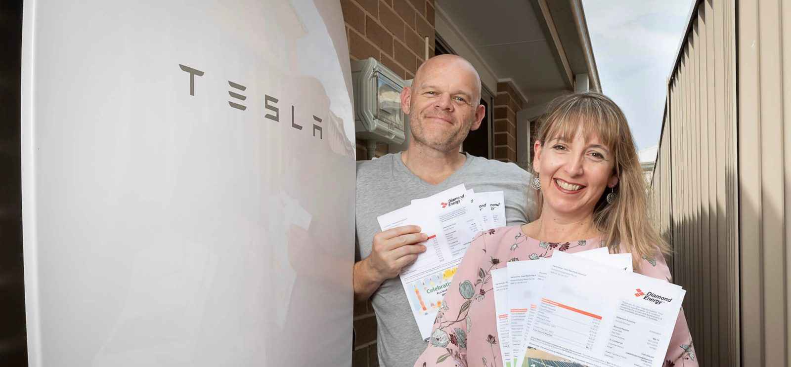 Tesla Powerwall helps family save over $8,000 on their power bill