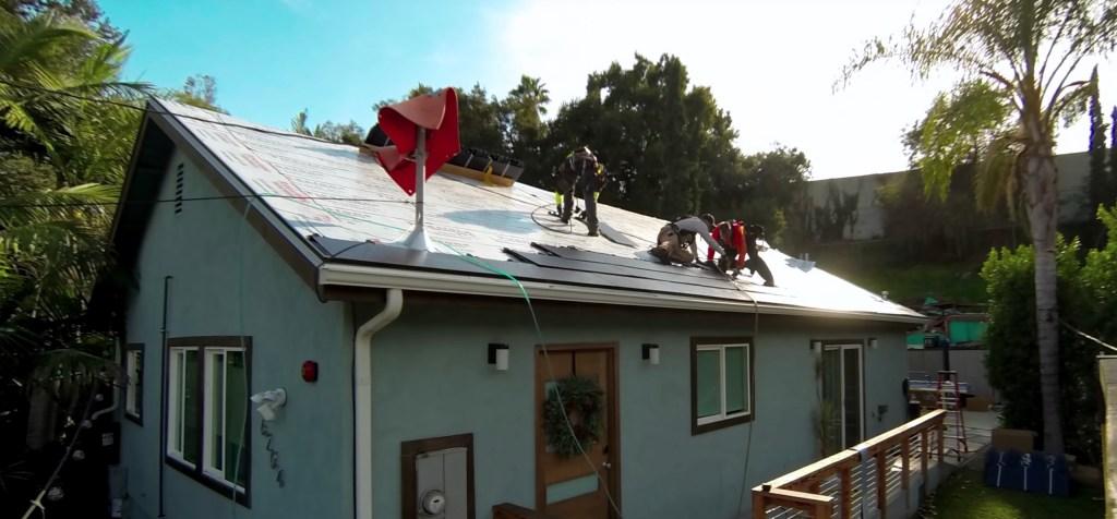 Uber Price Quote >> Tesla ramps up Solarglass roof installations - Electrek