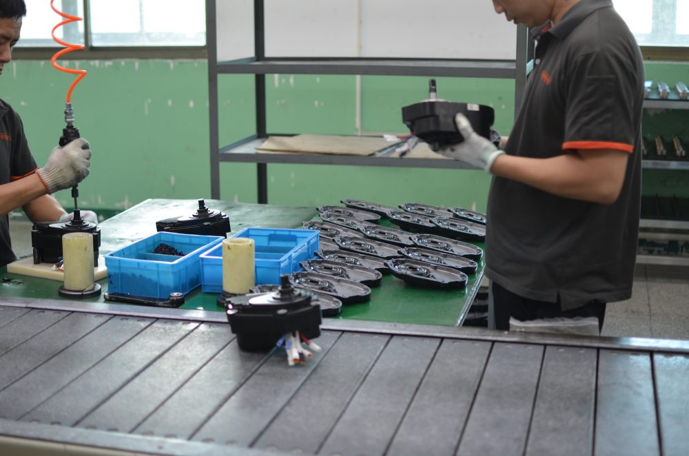bafang ebike factory tour