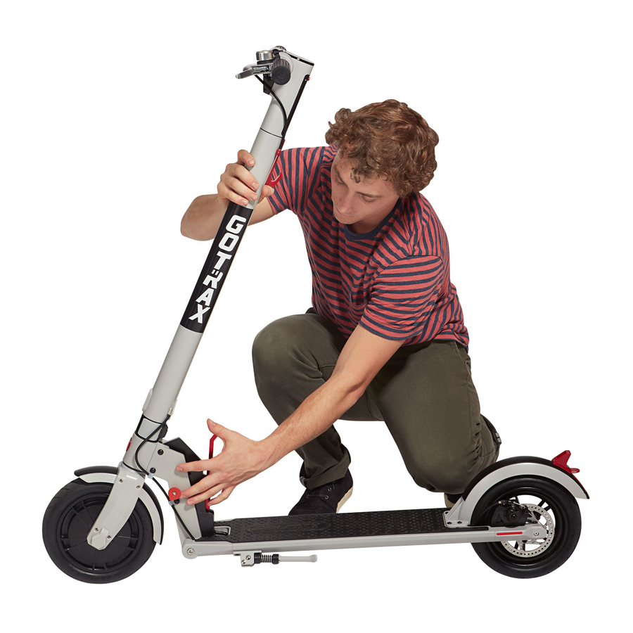 gotrax ultra electric scooter