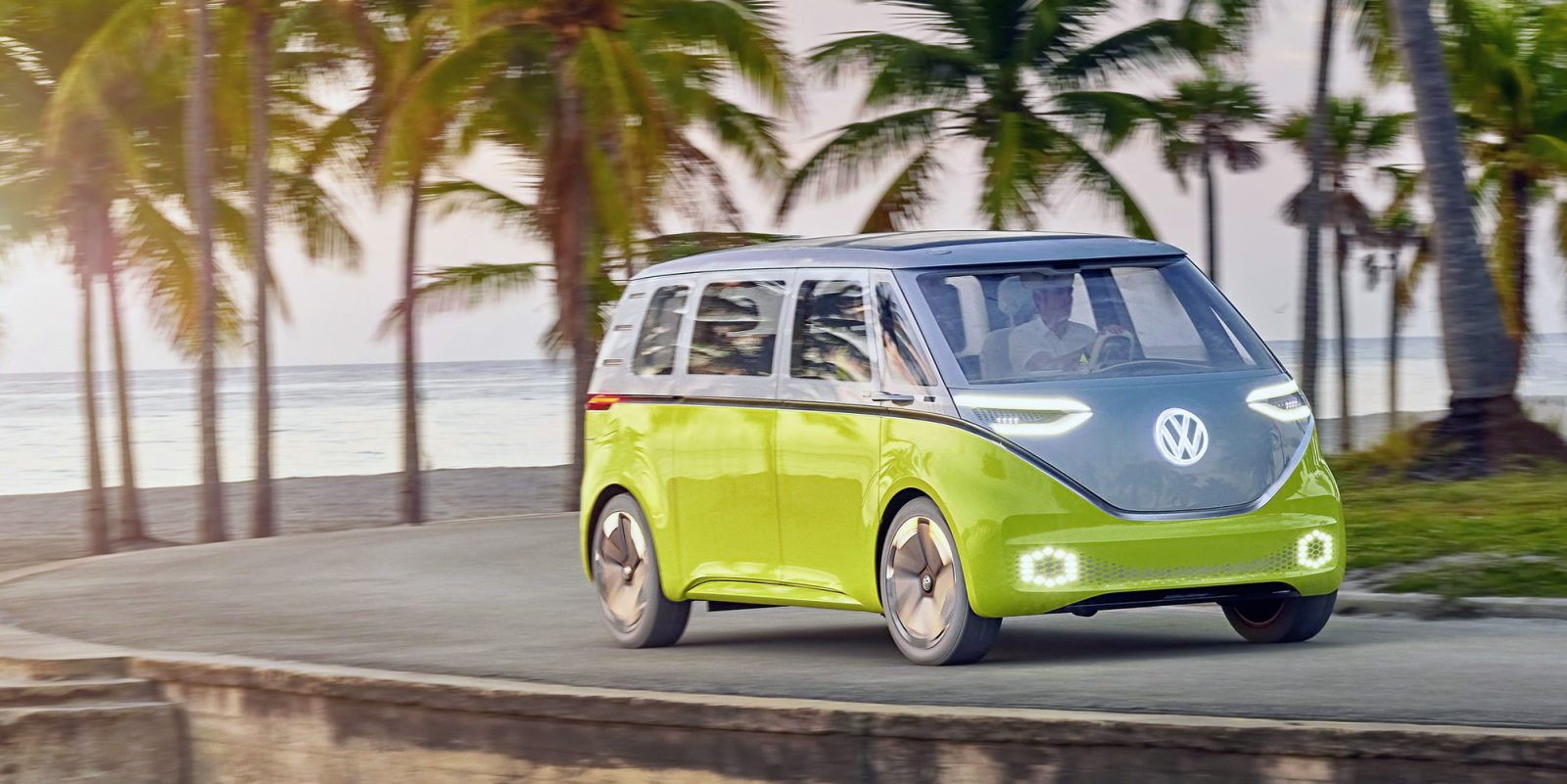 Interview: VW's hip, all-electric ID Buzz van is a platform for its self-driving efforts