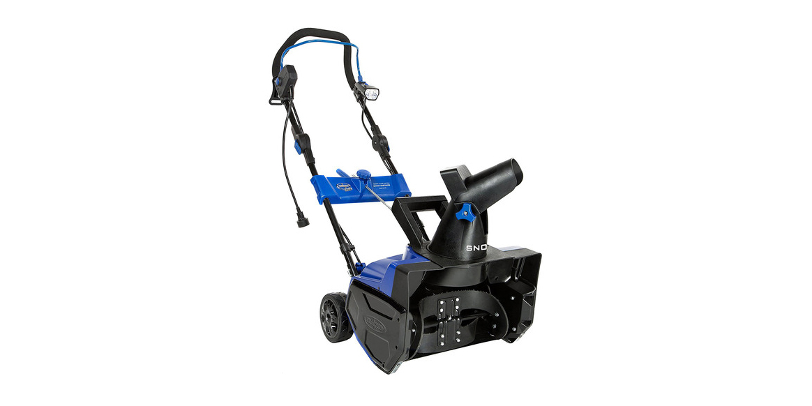 Snow Joe Electric 22-inch Snow Blower is $99, more in today's Green Deals - Electrek