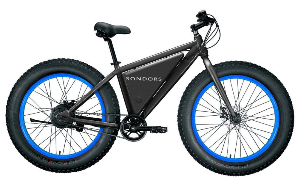 sondors fat bike