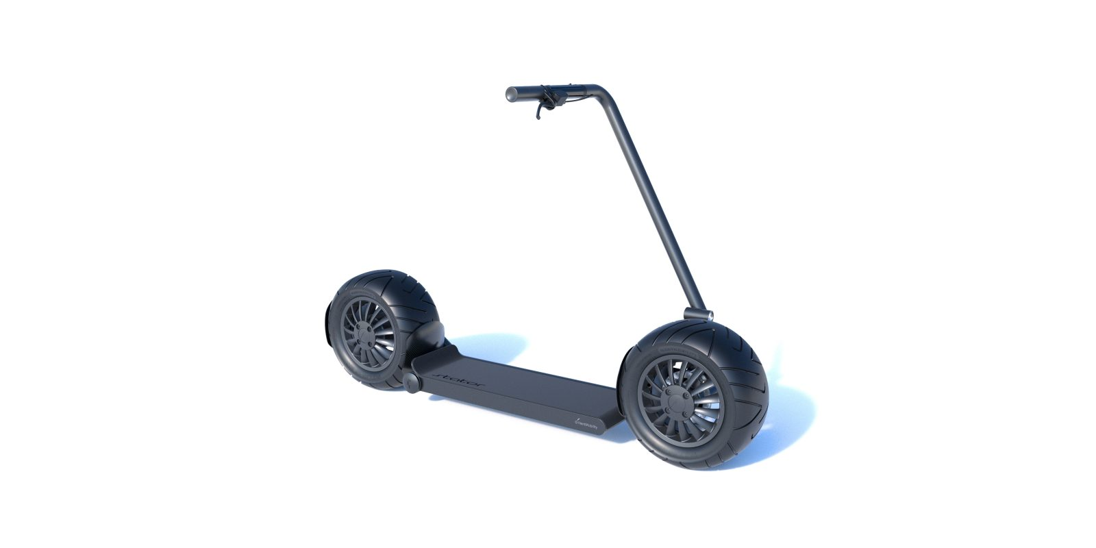 The 30 mph giant-wheeled electric scooter you couldn't buy is now for sale