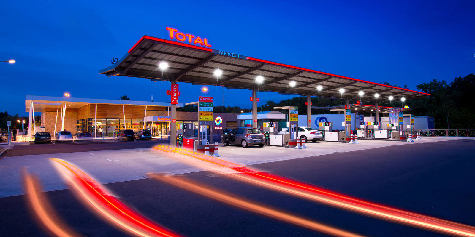 Total expands its EV-charging network in Big Oil's latest foray into electric vehicles