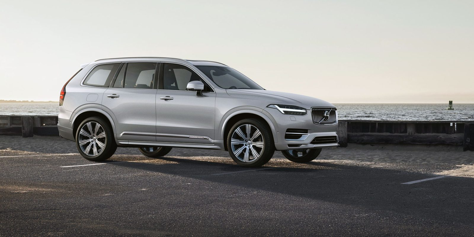 Volvo building South Carolina battery plant to support all-electric XC90