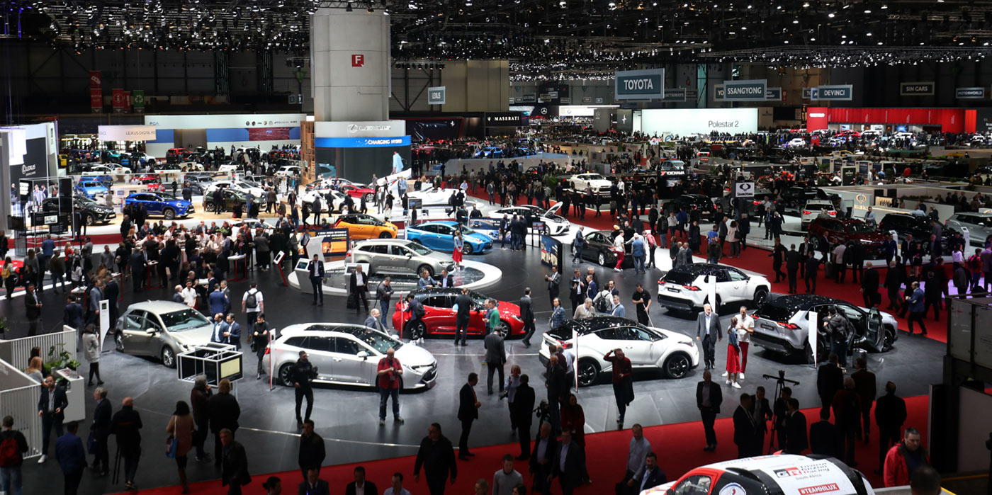 The short list of EVs expected at the 2020 Geneva Motor Show - Electrek