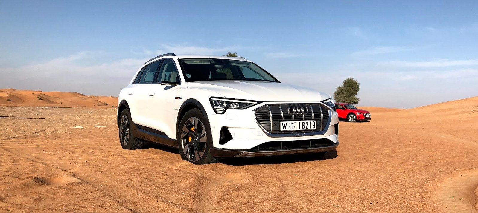 Audi E Tron Reviews Range Price Features Electrek